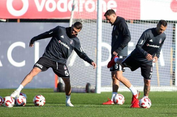 Beşiktaş, Osmanlıspor maçı hazırlıklarını tamamladı