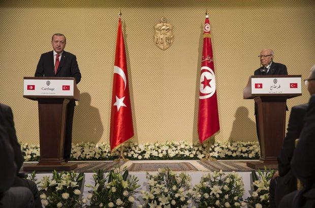 Erdoğan: Suriye'de Esed ile yürümek mümkün değil, o bir terörist!