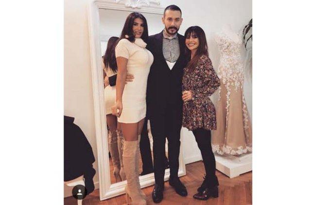 Şarkıcı Hatice'nin fotoğrafı Instagram'ı salladı