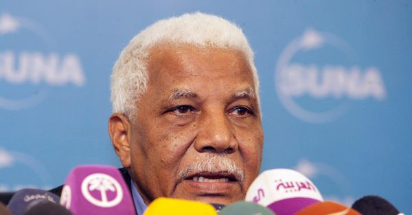 Sudan Enformasyon Bakanı: Bazıları ateşle oynamak istiyor