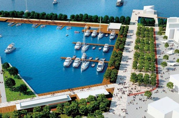 Yeşilköy sahil projesi başka bahara kaldı