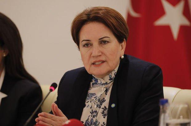 Meral Akşener'den 'ittifak' açıklaması