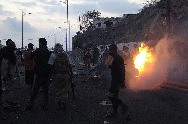 Yemen'in Hudeyde kentinde çıkan çatışmalarda 44 kişi öldü