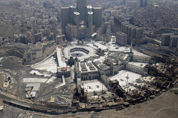 Suudi Arabistan'dan Mekke için imar projesi!