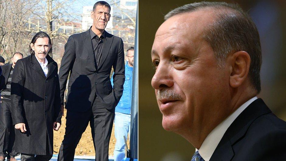Peker Açıkalın, Cumhurbaşkanı Erdoğan, Baba 1,5