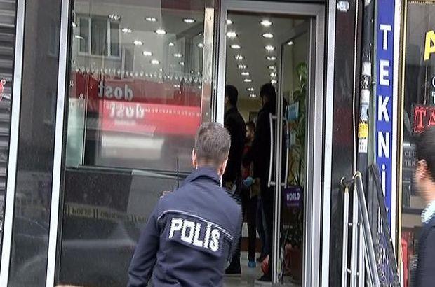 Esenler'de flaş olay: Kuyumcu soygunu sırasında çatışma