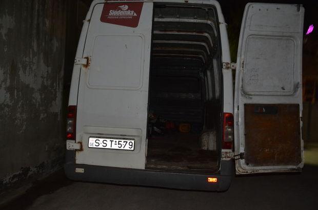 Rize'de Gürcü hırsızlık çetesi çökertildi
