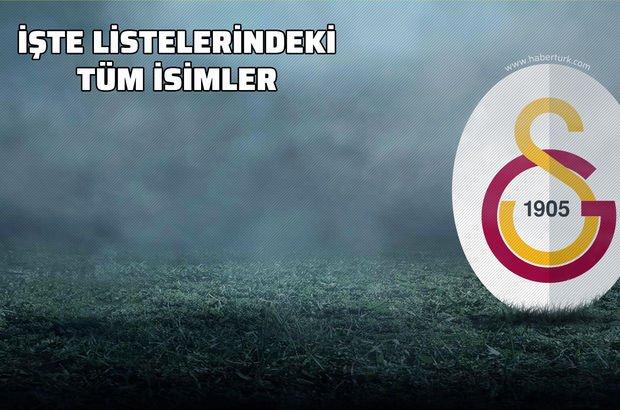 Galatasaray'ın başkan adayları ve listeleri! Galatasaray'ın başkanı kim olacak?