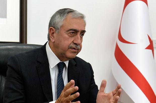 KKTC Cumhurbaşkanı'ndan Kıbrıs müzakerelerine ilişkin mesajı