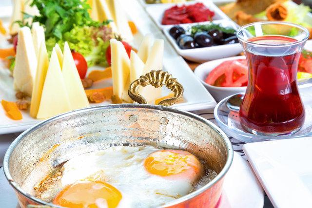 İstanbul'un en iyi kahvaltıcıları...