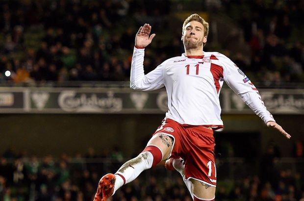 Nicklas Bendtner, Konyaspor için İstanbul'da