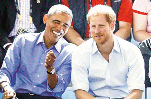 Prens Harry,Obama'yı düğününe davet edecek mi?