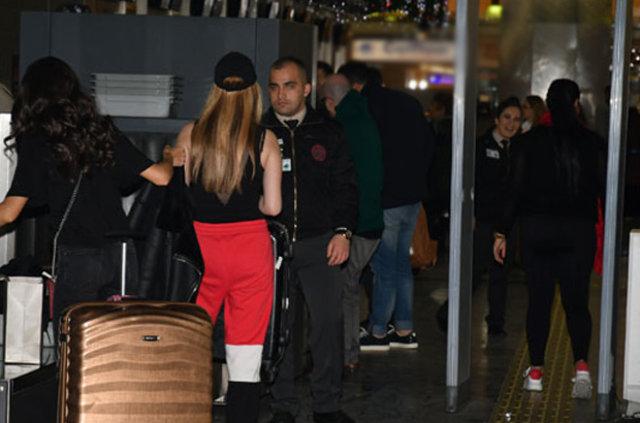 Yasmin Erbil'in gece yarısı Londra kaçışı