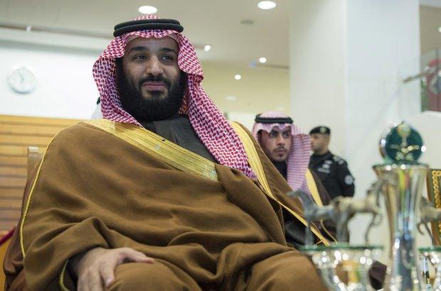 Suudi Arabistan'da salıverilen Prens, Veliaht Prens'le görüştü