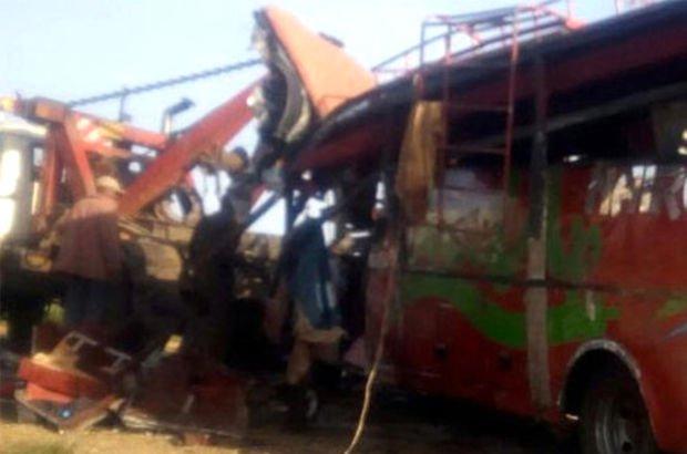 Kenya'da korkunç kaza: 36 ölü!