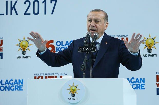 Son dakika! Erdoğan: Türkiye yanarken susanlar konuşmaya başladı, bu tepkisellik nereden çıktı?