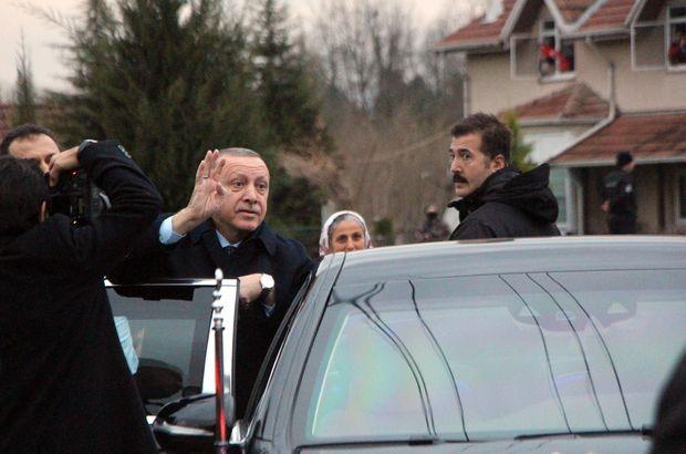 Cumhurbaşkanı Erdoğan, İçişleri Bakanı Süleyman Soylu ile telefonda görüştü