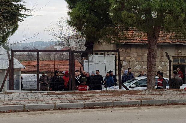 Denizli'de cezaevinde yangın çıktı, mahkumlar tahliye edildi