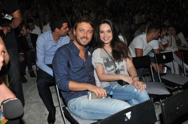 Tolga Güleç ile Yeliz Şar yılbaşı partisinde görüntülendi
