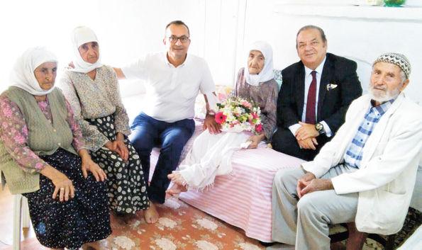 Türkiyede 100 yaş üzerinde 48 bin kişi yaşıyor 2