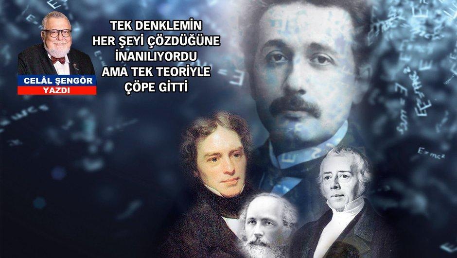 Celal Şengör  Gazete Habertürk köşe yazısı Bilim Çelişki