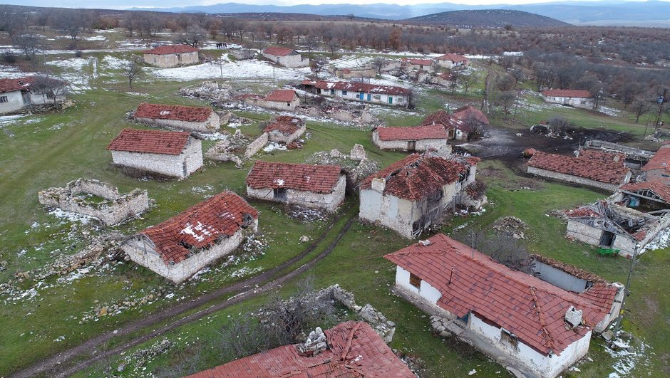 Boyalı köyü
