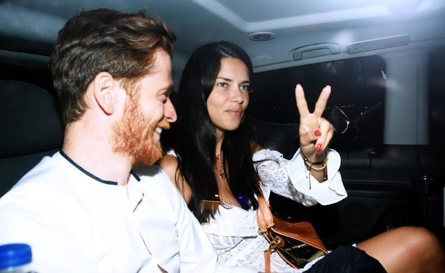 Metin Hara'dan Adriana Lima'ya evlilik teklifi! Herkes şokta!