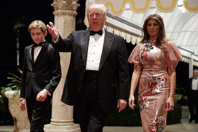 First Lady Melania Trump'ın stiline Türk modacı imzası
