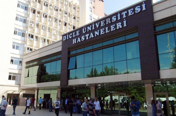 Dicle Üniversitesi Hastanesi Diyarbakır HIV skandalı doğum  Başhekim Prof. Ali Kemal Kadiroğlu