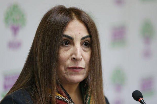HDP'li Aysel Tuğluk'a 1.5 yıl hapis cezası