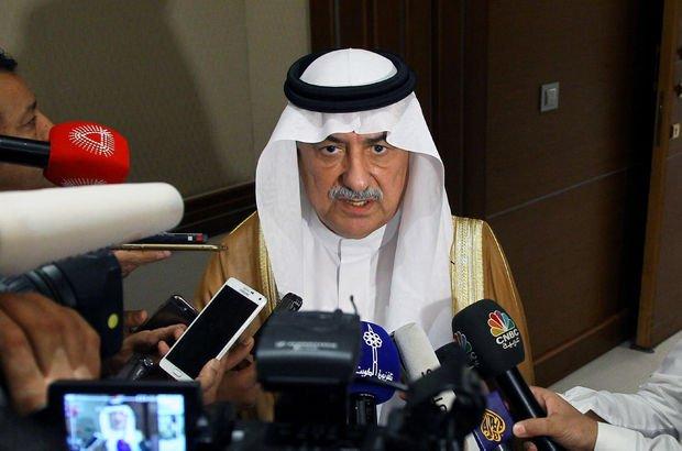 Gözaltına alınan Suudi Bakan, Bakanlar Kurulu'nda görüntülendi!