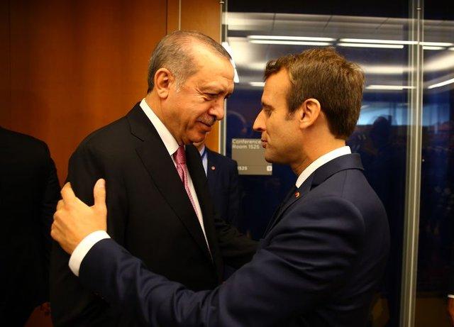 Cumhurbaşkanı Erdoğan, Fransa'yı ziyaret edecek