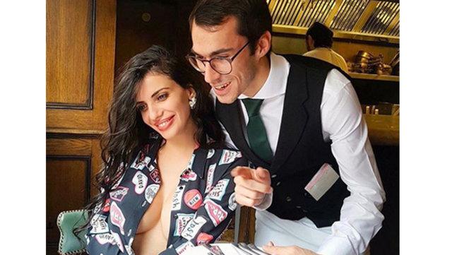 Türk kızı bir ilke imza atacak! Playboy?dan sonra...