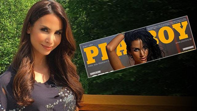 Türk kızı Elif Çelik bir ilke imza atacak! Playboy'dan sonra...