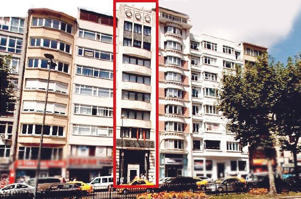 İstanbul Büyükşehir Belediyesi Letafet Apartmanı Harbiye Bilal Korfanoğlu