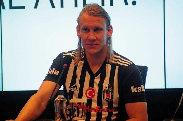 Domagoj Vida Beşiktaş