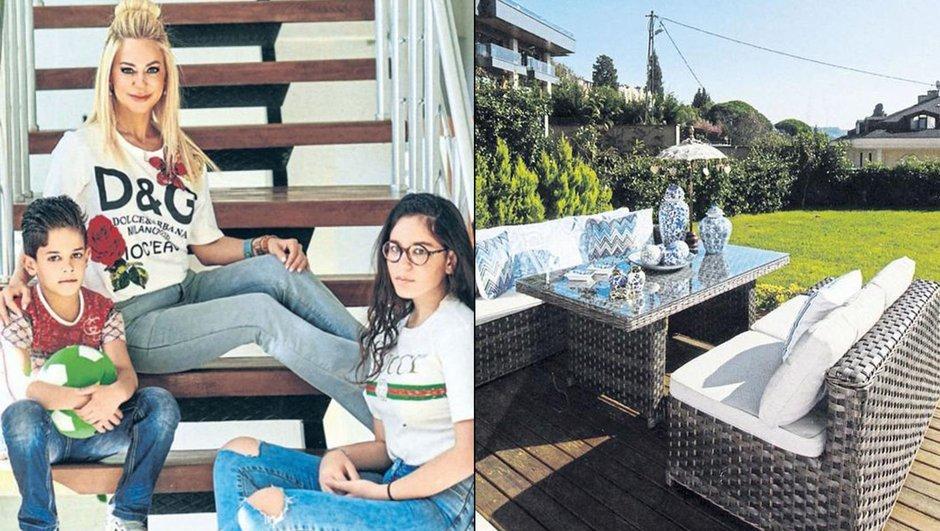 Boğaz'a nazır evinin kapılarını açtı