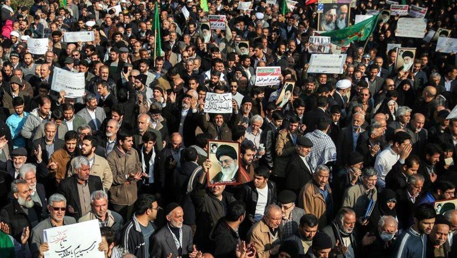 İran Devrim Muhafızları Komutanı