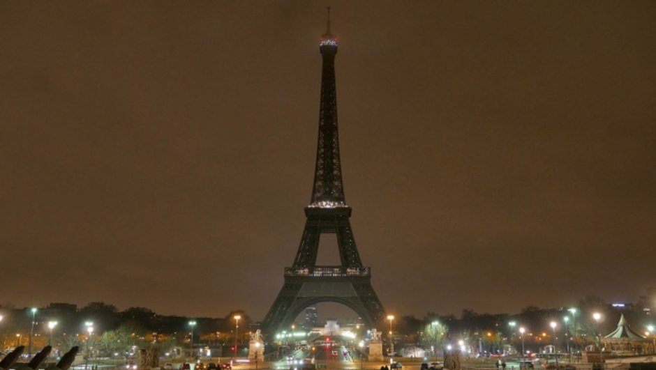 Fransa Eleanor Eyfel Kulesi