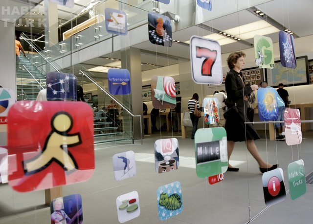 Apple uygulama mağazasının yıllık cirosu 40 milyar dolara yaklaştı