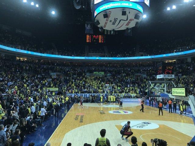 Fenerbahçeli Nunnally yürekleri ağza getirdi