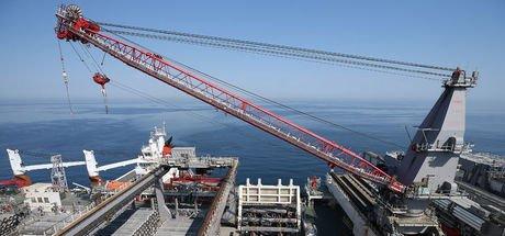 Gazprom'dan Türk Akımı'na 3.2 milyar dolarlık yatırım