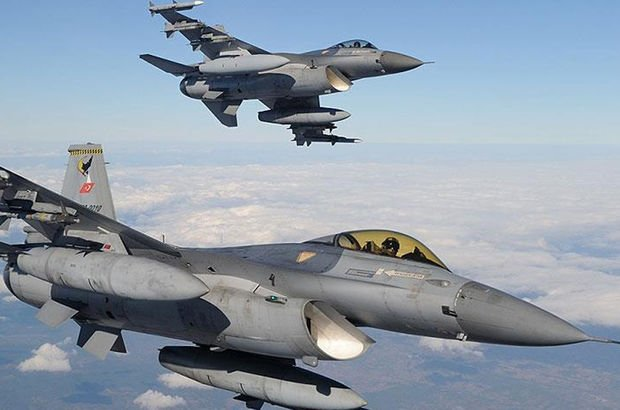 F-16 ve Özel Kuvvetler, sınırda UFO aramış!