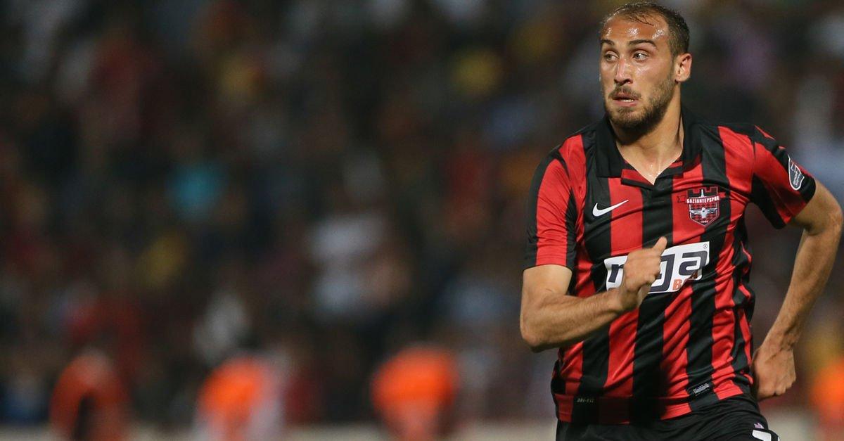 Cenk Tosun güne damgasını vurdu! Gaziantepspor için... | Futbol Haberleri