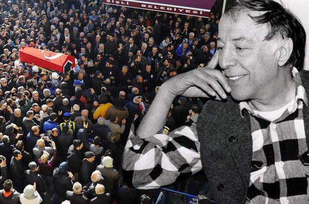 Münir Özkul'a veda! Güle güle Mahmut Hoca, güle güle Yaşar Usta...