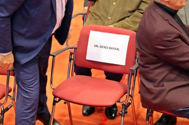 Dikkat çeken kare! Sandalyesi boş kaldı