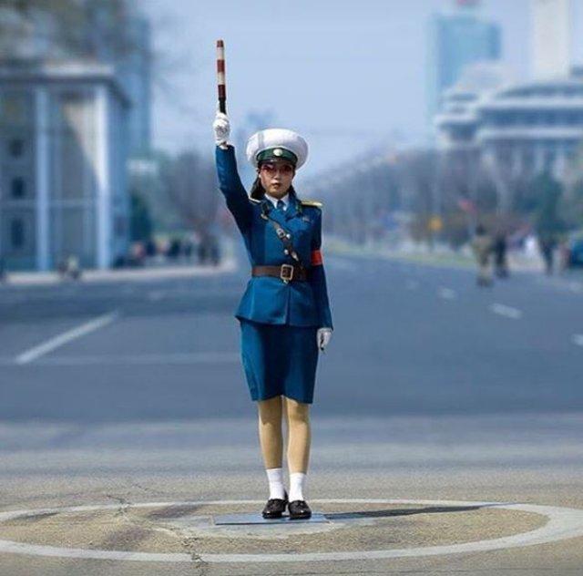 Kuzey Kore'den yasak fotoğraflar! Her şey ortada