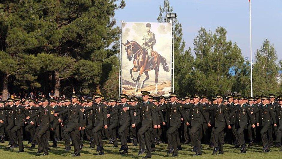 Askeri öğrenci aday belirleme