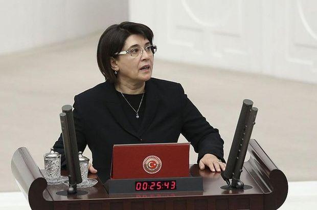 Leyla Zana'nın milletvekilliğinin düşürülmesine ilişkin rapor yarın görüşülecek