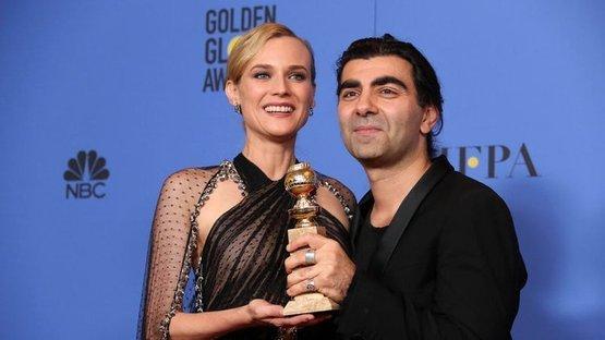 75. Altın Küre ödülleri sahiplerini buldu... İşte Altın Küre alan ilk Türk!